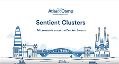 Sentient clusters: Micro-services on the Docker Swarm (Barcelona, Spain)